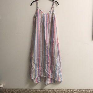 C&C California Linen Maxi Dress 🌸🌴
